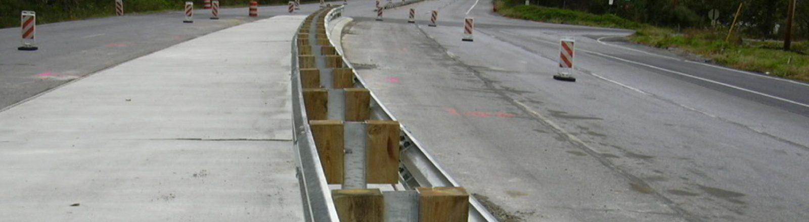 Guard Rails, Fences, Signs & More